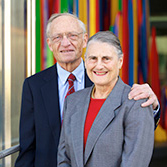 Jack Frable (FSM59, GFSM60, 64) and Mary Ann Smith Frable (FSM59, GFSM64)